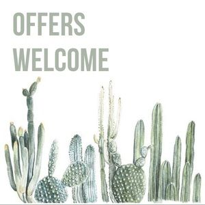 Other - offers welcome! bundle your likes for a discount